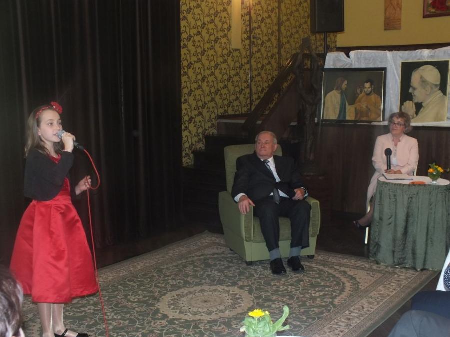 Jubileusz 45 lat pracy artystycznej Stanisława Śliwy