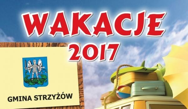 WAKACJE 2017 – Gmina Strzyżów