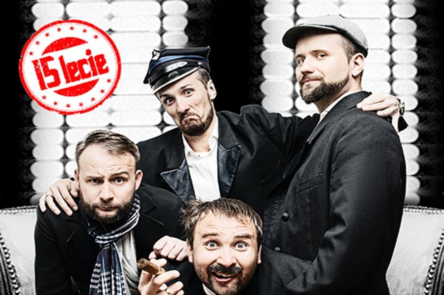 15-lecie Kabaretu Skeczów Męczących w Strzyżowie !