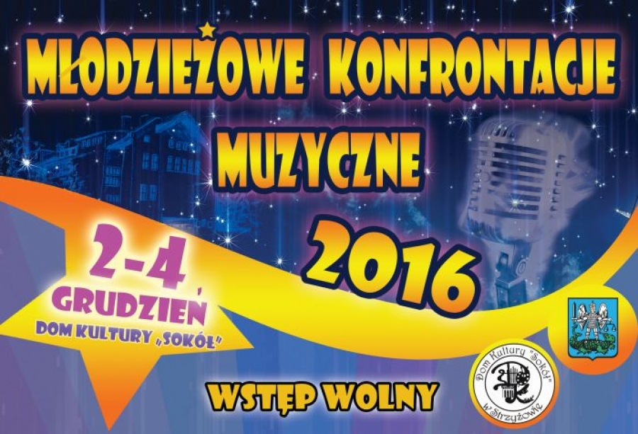 Młodzieżowe Konfrontacje Muzyczne 2016