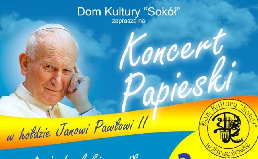 Koncert TURNIOKÓW poświęcony pamięci św. Jana Pawła II