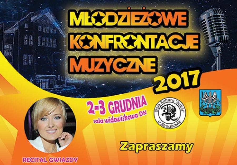 3. Młodzieżowe Konfrontacje Muzyczne – Strzyżów 2017