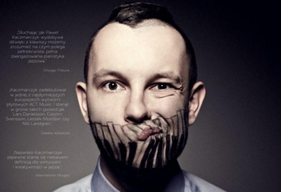 "Koncert – ""Paweł Kaczmarczyk – AUDIOFEELING TRIO"""