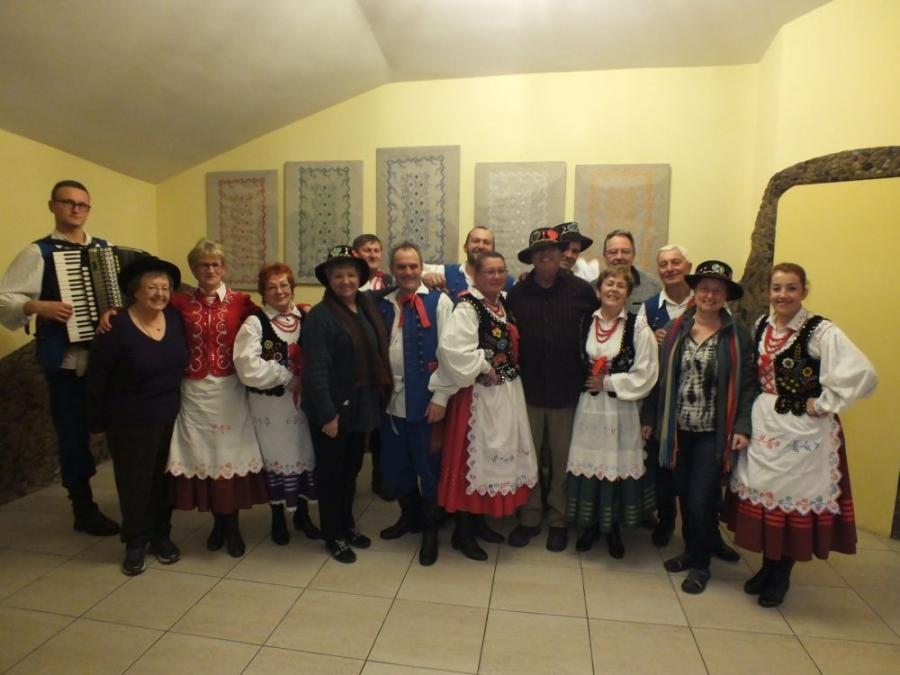 Polonia Amerykańska w Strzyżowie