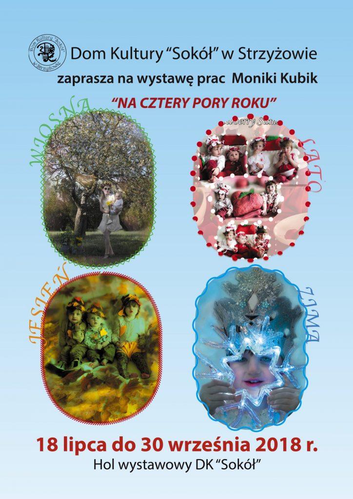 """Monika Kubik – """"Na cztery pory roku"""""""
