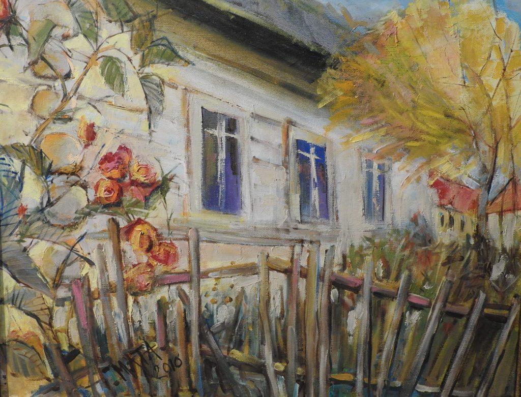 Wystawa malarstwa Anny Muni z Krosna i Aleksandry Ciepielowskiej – Tabisz z Sanoka