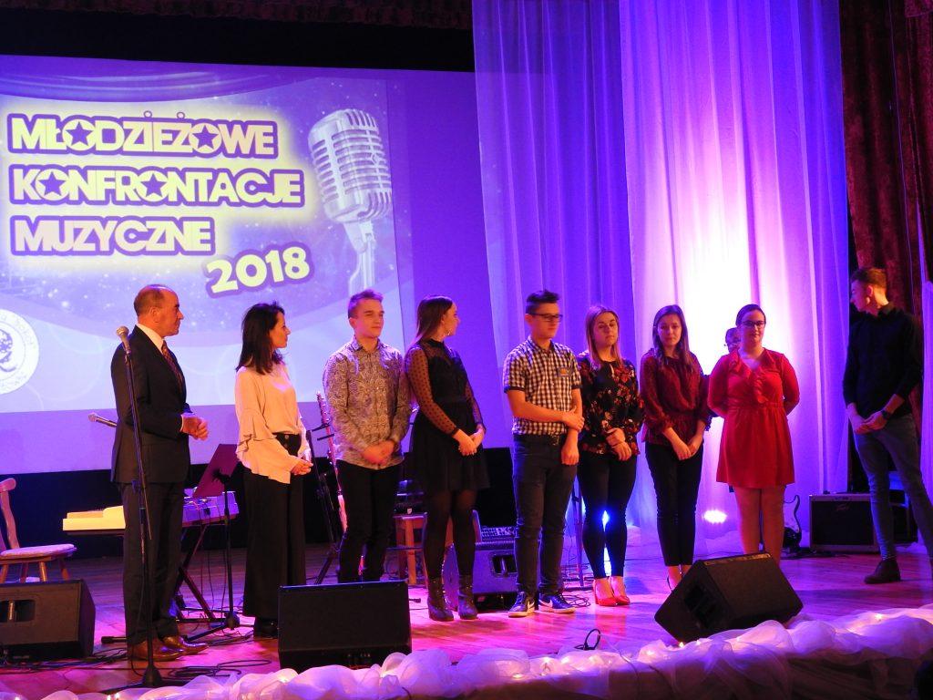 Młodzieżowe Konfrontacje Muzyczne 2018