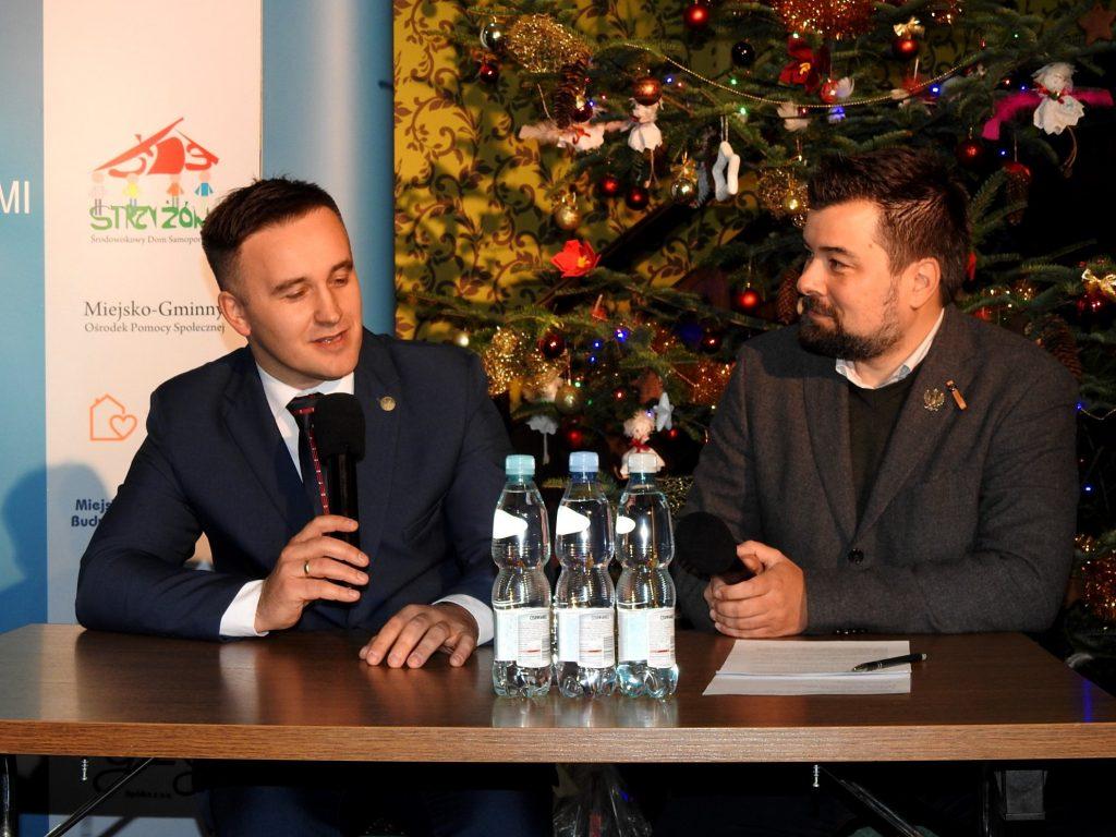 """Piotr Szopa w Domu Kultury """"Sokół"""""""
