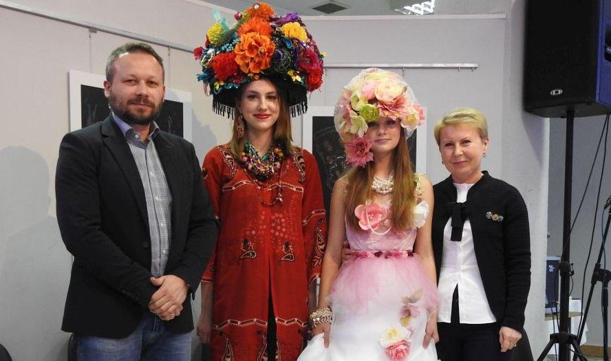 Spotkanie z autorami wystawy ##BEAUTY2 Martą Kwolek i Mariuszem Baranem