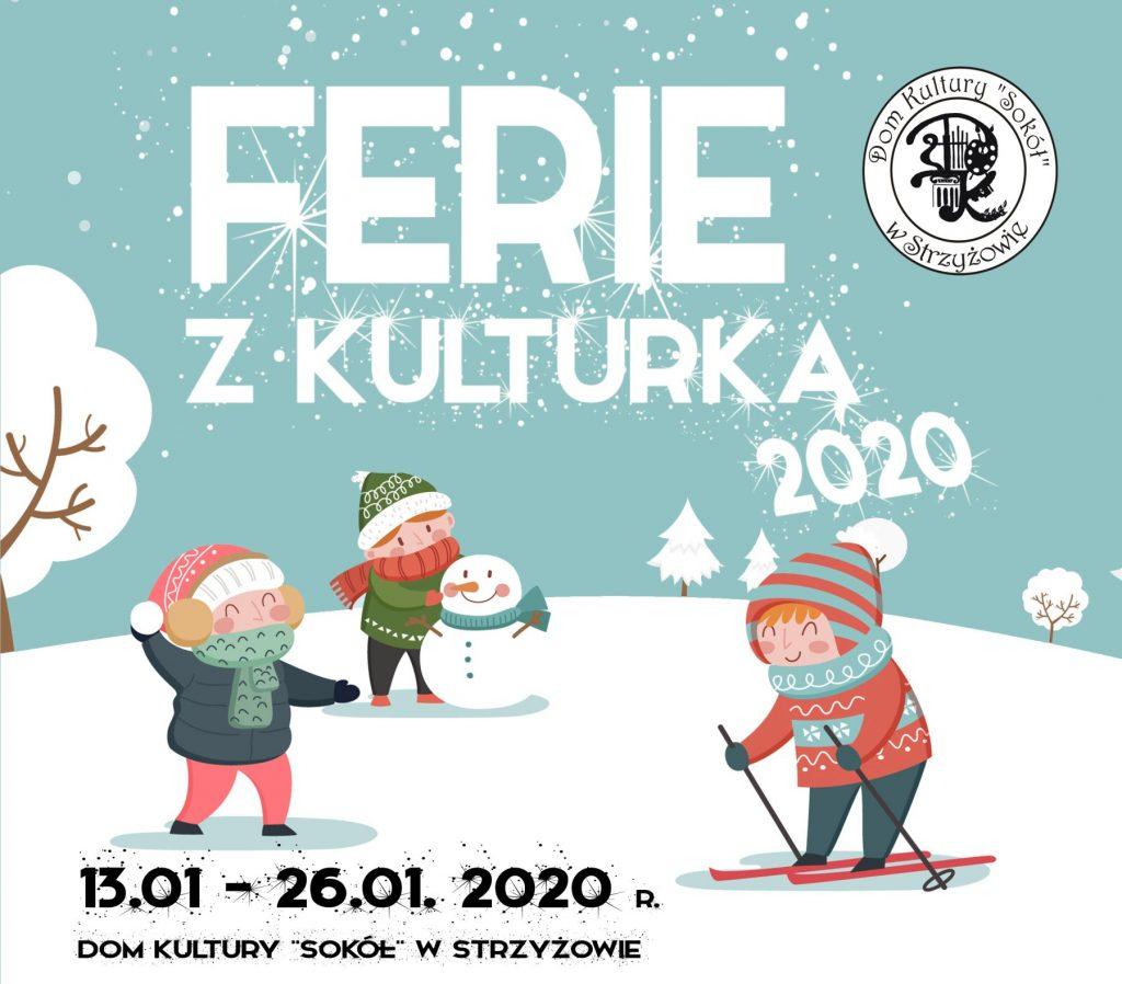 Ferie z Kulturką 2020