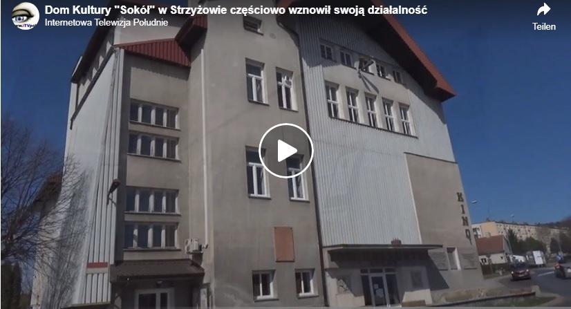 Wznowienie działalności DK – wideo