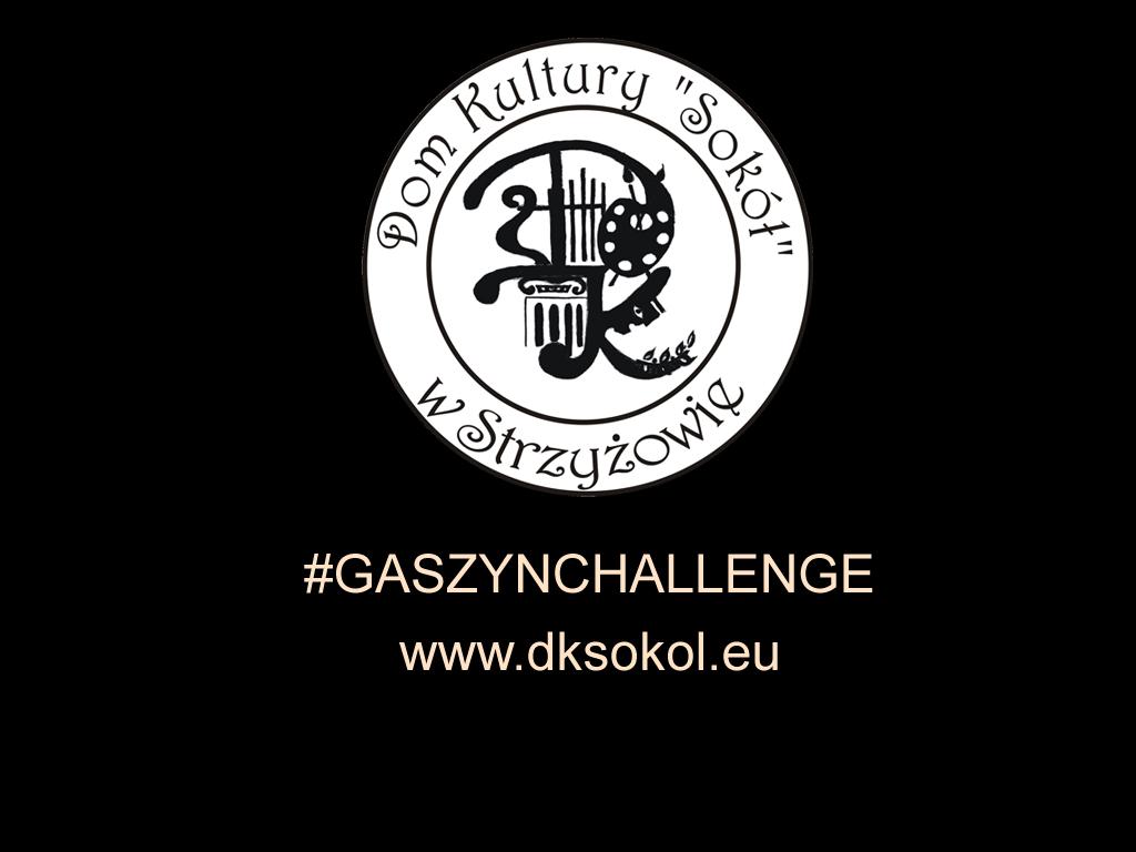 #GASZYNCHALLENG