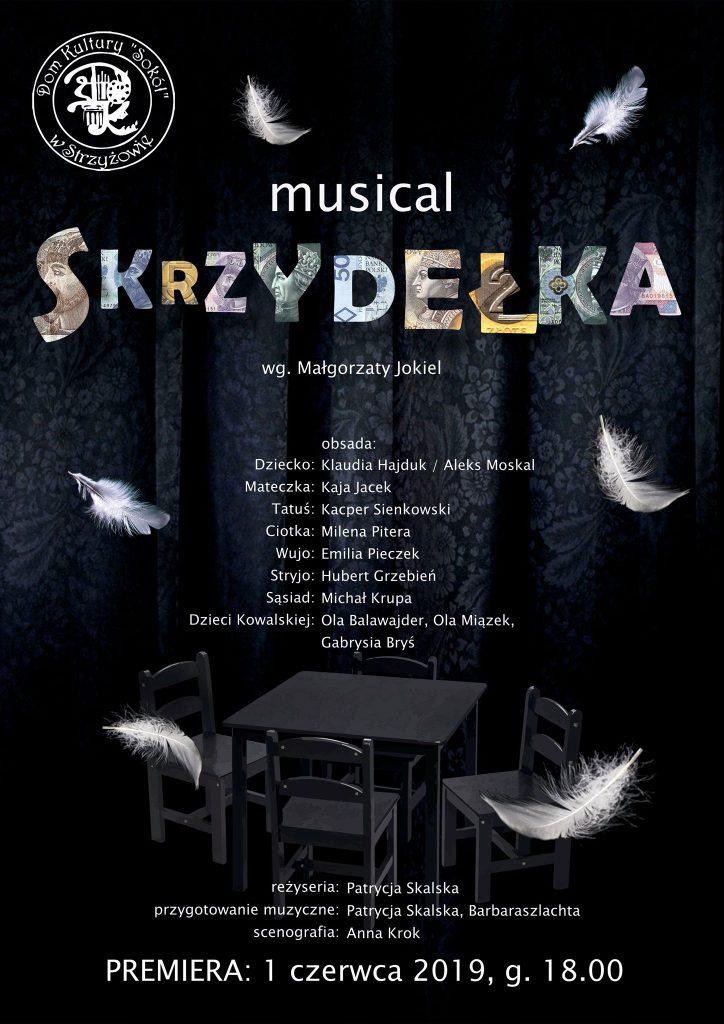 "Musical ""Skrzydełka"""