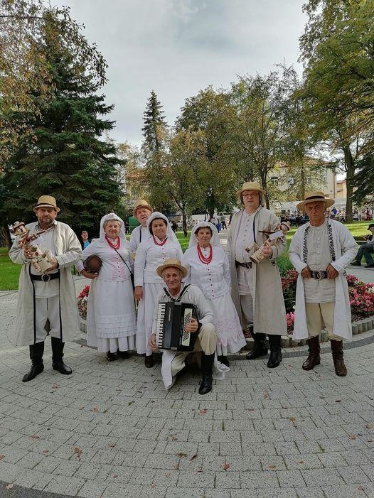 XXV Wojewódzki Przegląd Wiejskich Zespołów Śpiewaczych w Tyczynie