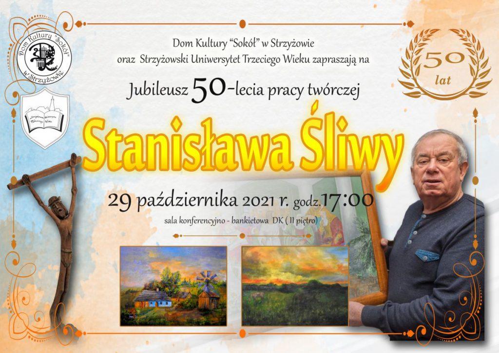 Jubileusz 50 lecia Stanisława Śliwy